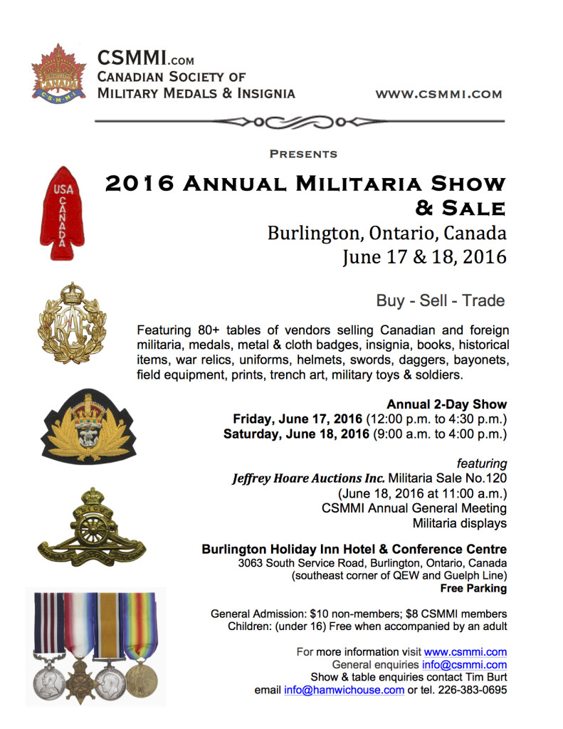 2016 CSMMI Annual Show flyer-Website Final