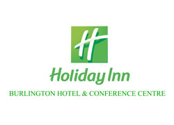 Holiday Inn Burlington logo