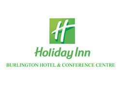 Holiday Inn Burlington logo