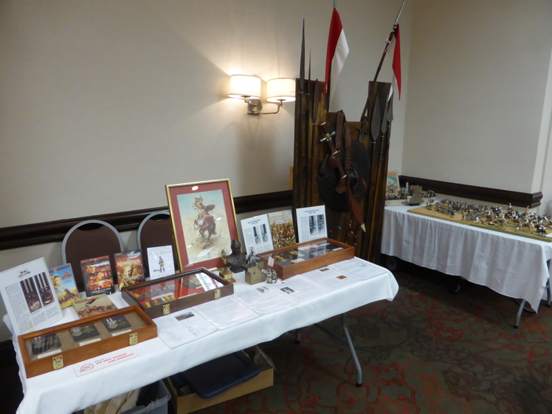 Medals, artifacts and a miniature diorama of the Mahdist  War